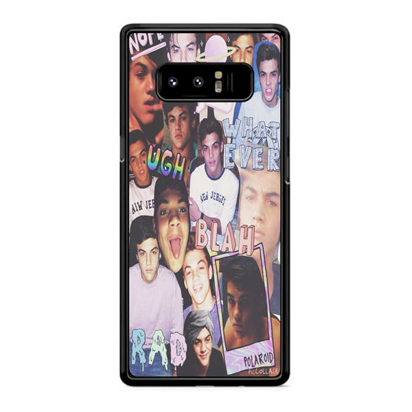 Dolan Twins Collage 3 Samsung Galaxy Note 8 Case