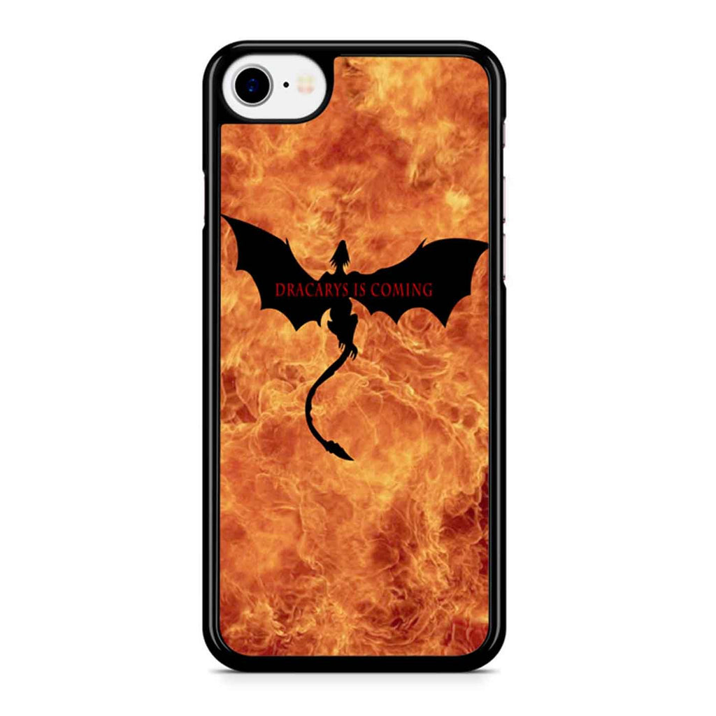Dracarys Is Coming iPhone 8 Case