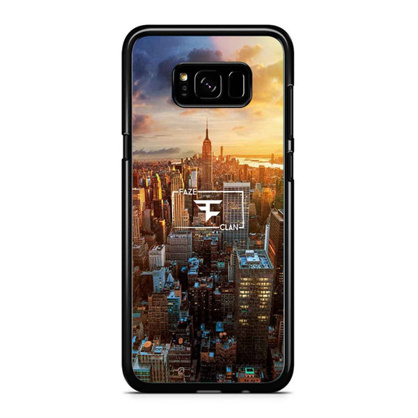 Faze Clan City Samsung Galaxy S8 Case