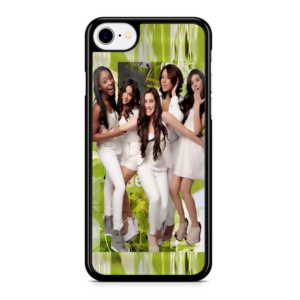 Fifth Harmony Green iPhone 8 Case