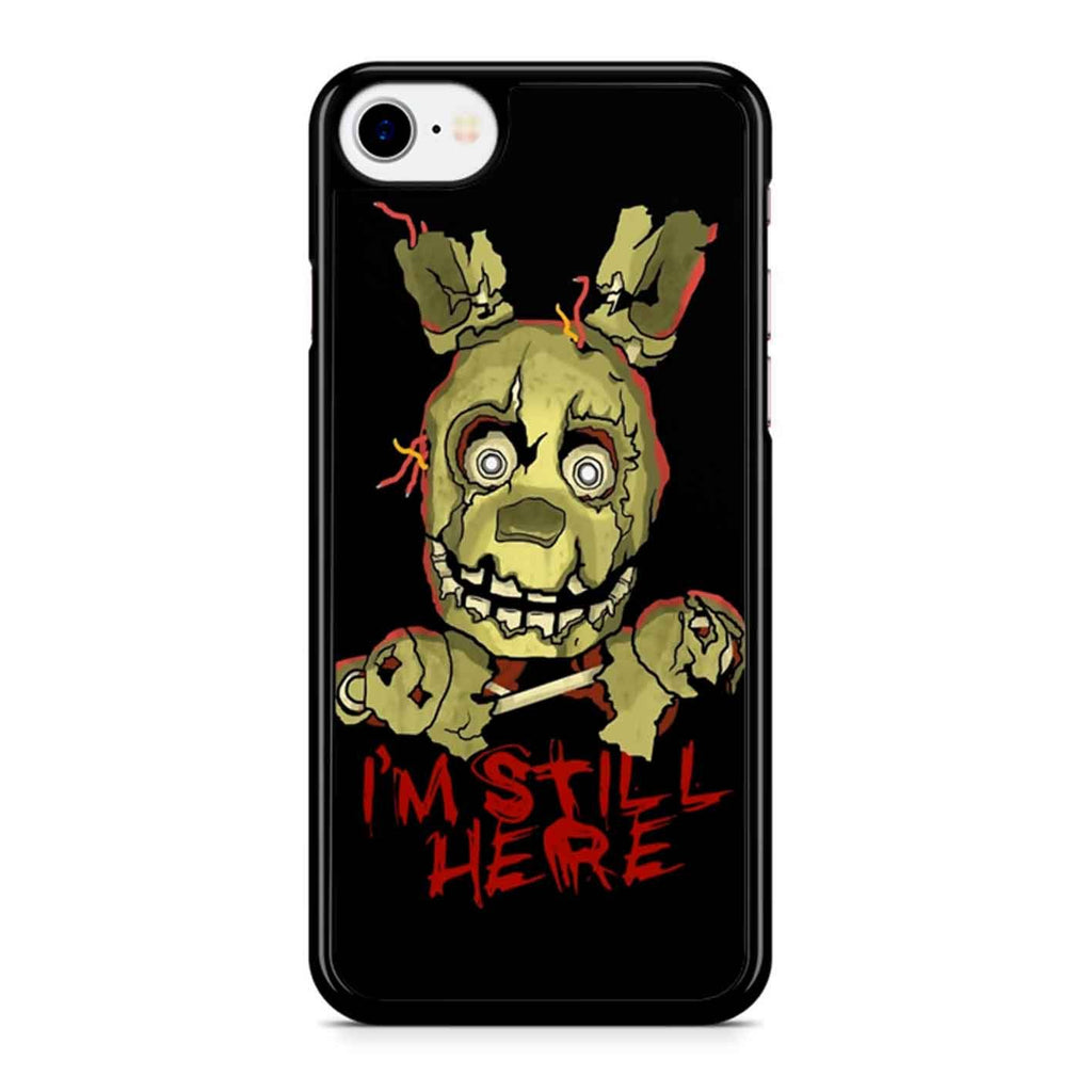 Five Nights At Freddy S Springtrap iPhone 8 Case