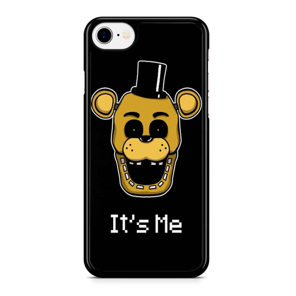 Five Nights At Freddy Fnaf Golden Freddy It S Me iPhone 8 Case