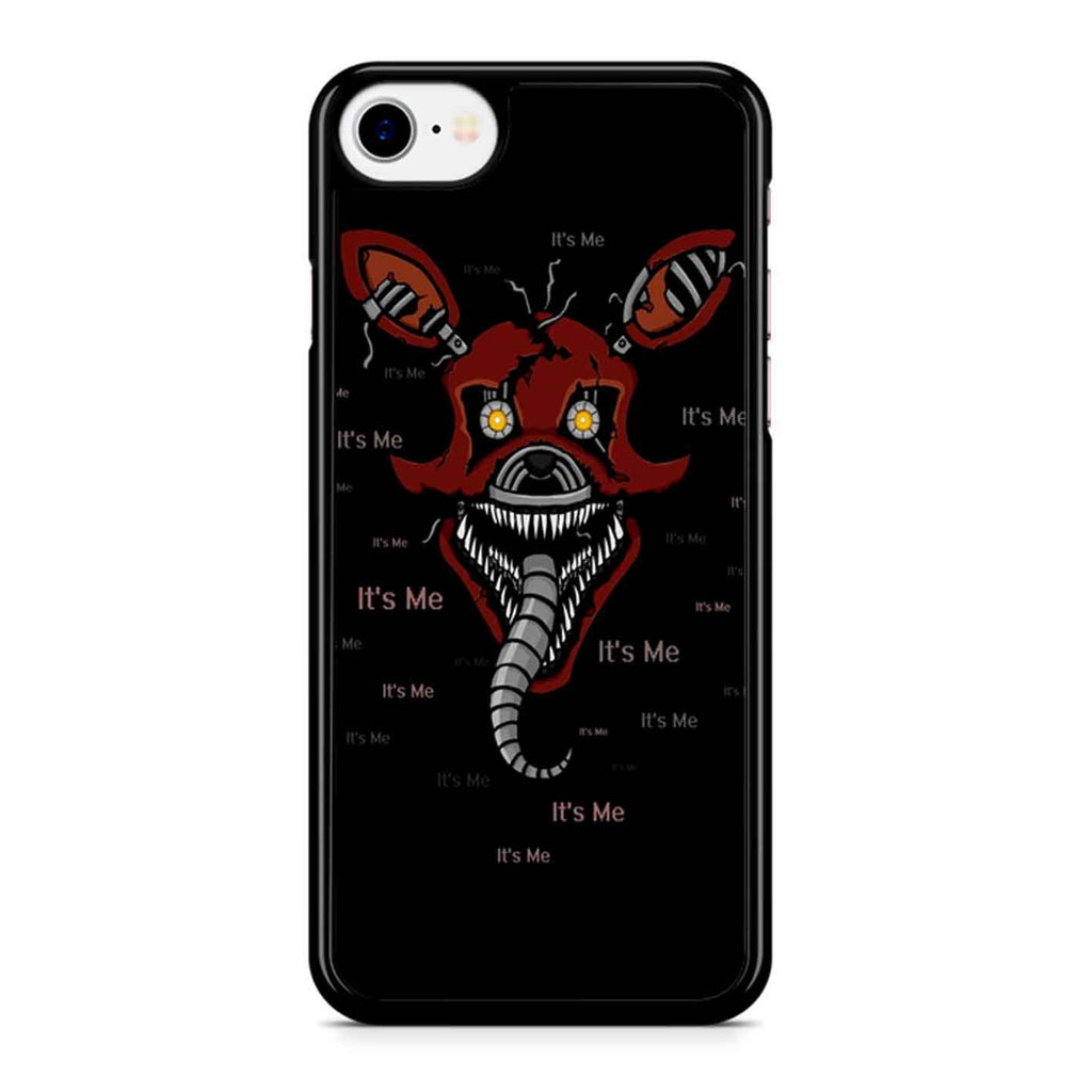 Five Nights At Freddy S - Fnaf 4 iPhone 8 Case