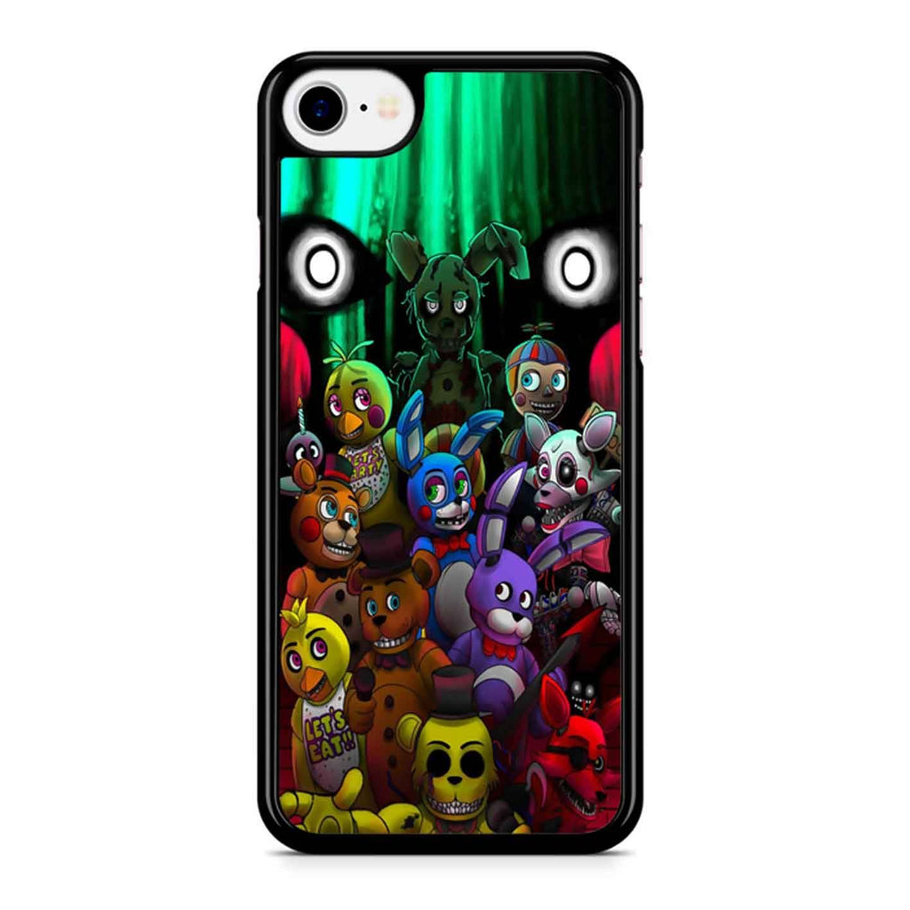 Five Nights At Freddy S Fnaf iPhone 8 Case