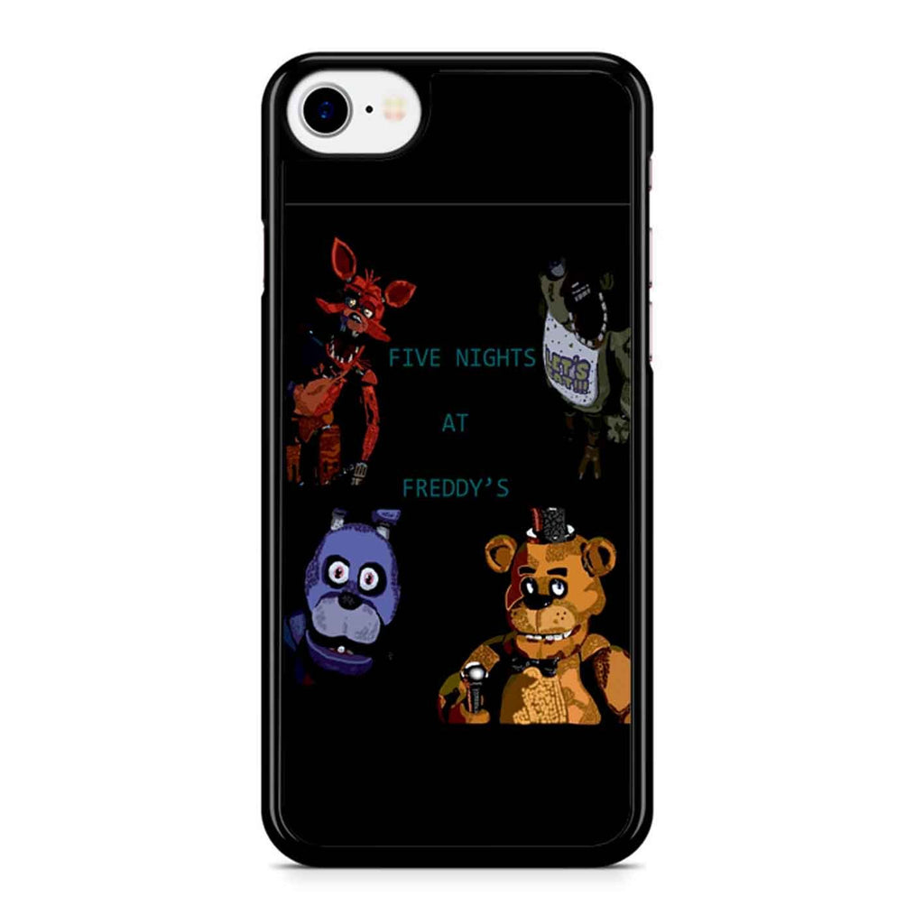 Five Nights At Freddy S Fan Made Picture iPhone 8 Case