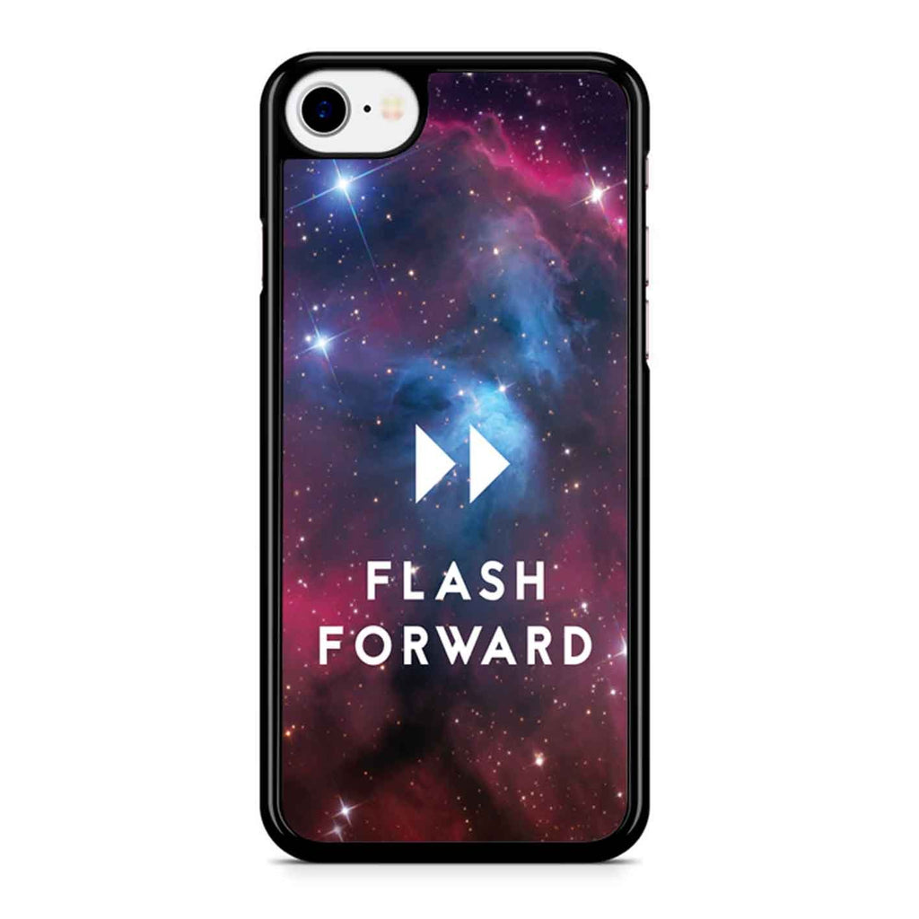 Flash Forward Logo iPhone 8 Case