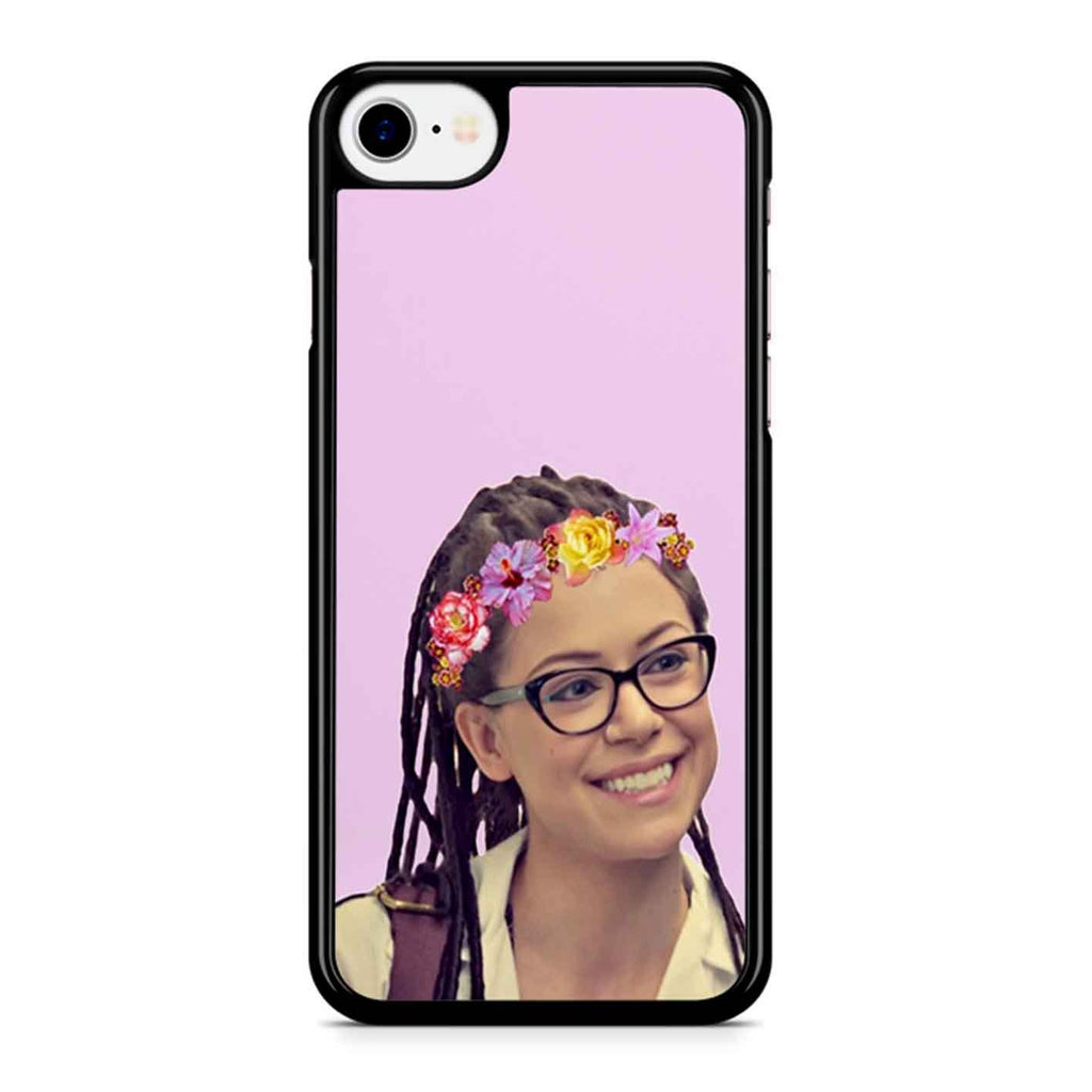 Flower Crown Cosima iPhone 8 Case