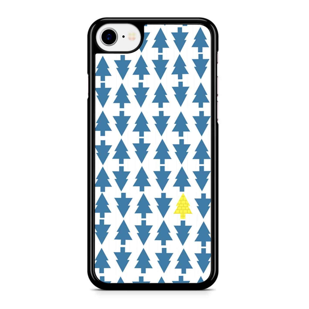 Gravity Falls Minimalist iPhone 8 Case