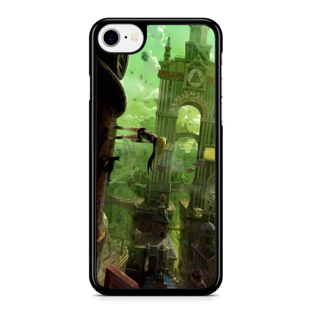 Gravity Rush 2 iPhone 8 Case