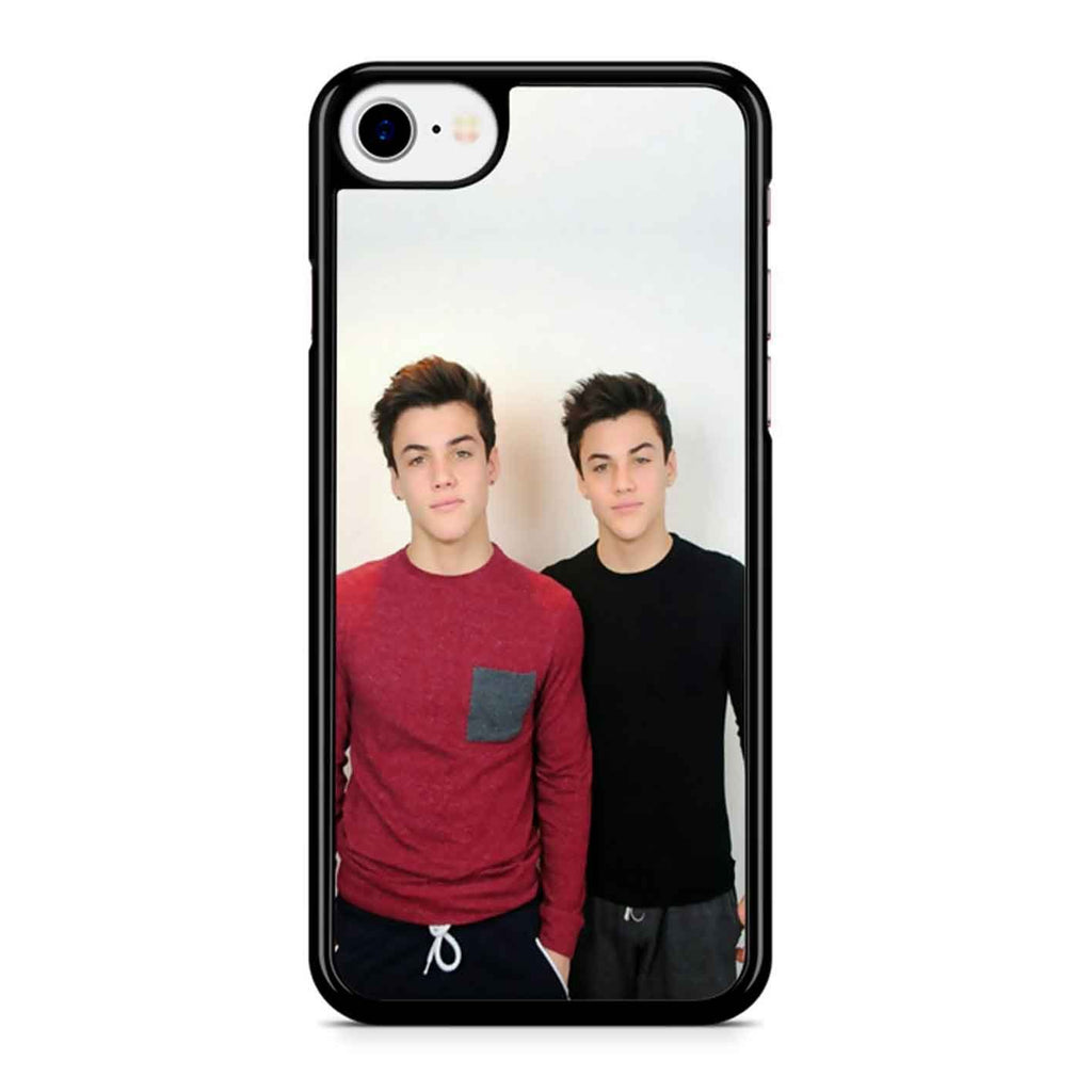 Grayson And Ethan Dolan Twins 2 iPhone 8 Case