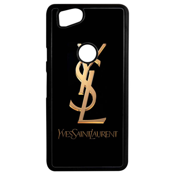 Inspirited Ysl Gold Google Pixel 2 Case