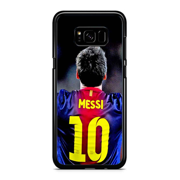 Lionel Messi Number Samsung Galaxy S8 Case