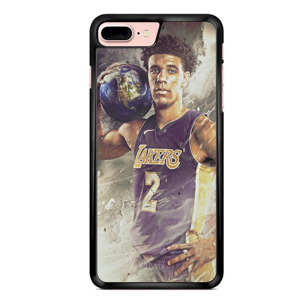 Lonzo Ball 4 iPhone 7 Plus Case
