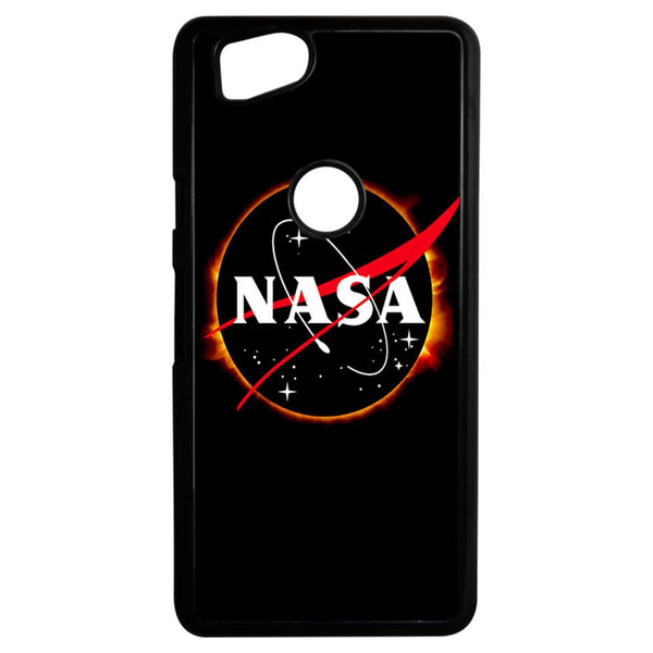 Nasa Solar Eclipse Google Pixel 2 Case