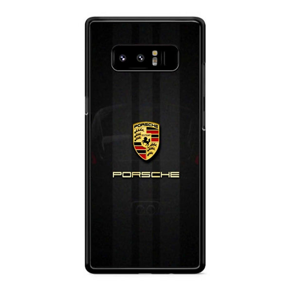 Porsche Cool Samsung Galaxy Note 8 Case