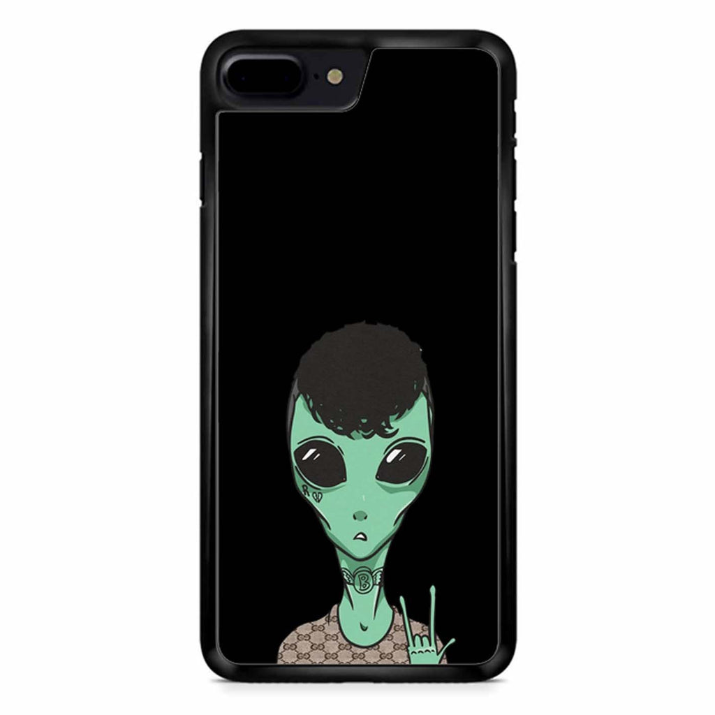 best sneakers 89583 cacd7 Post Malone Type Beat Space Trip 1 iPhone 8 Plus Case