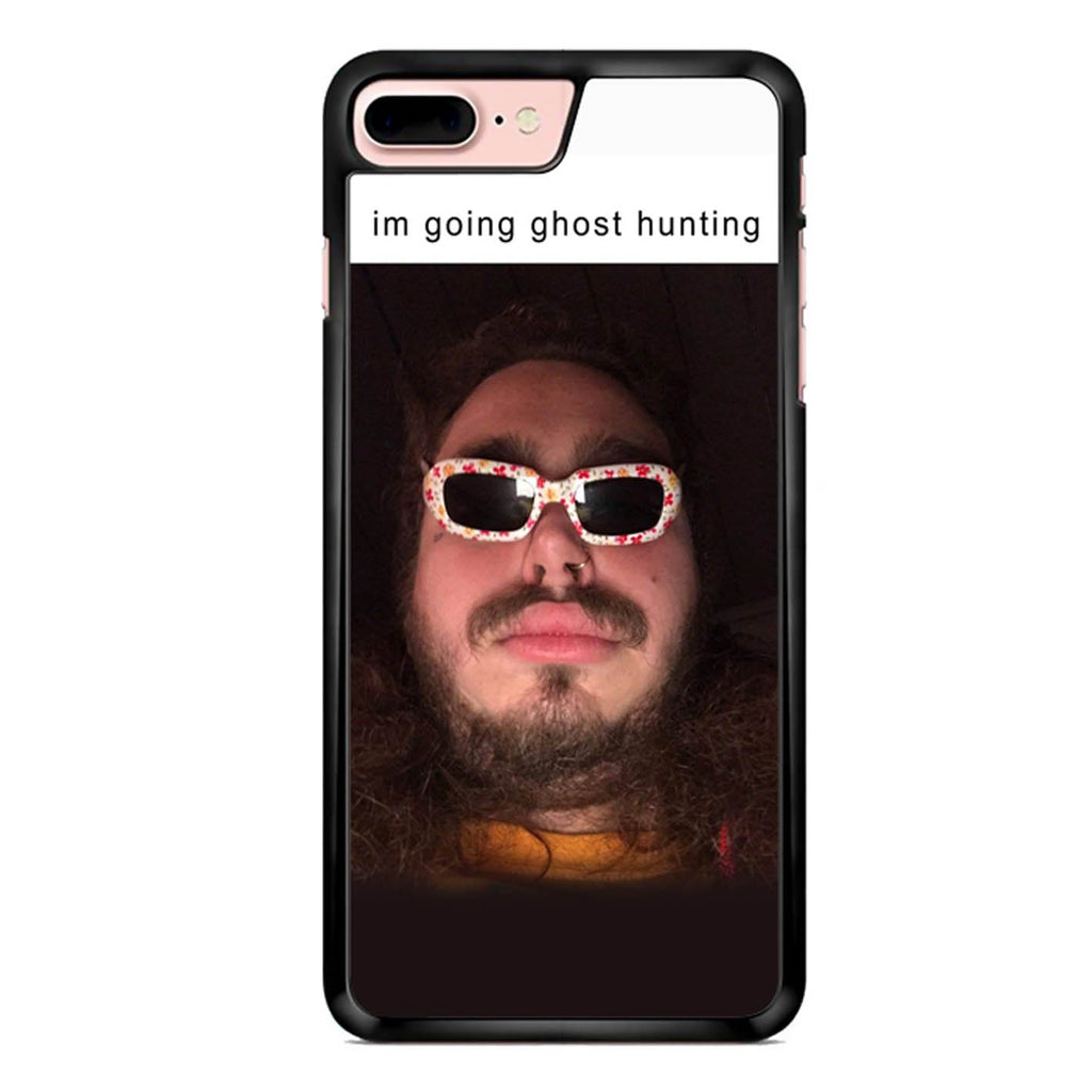 Post Malone Going Ghost Hunting 1 iPhone 7 Plus Case