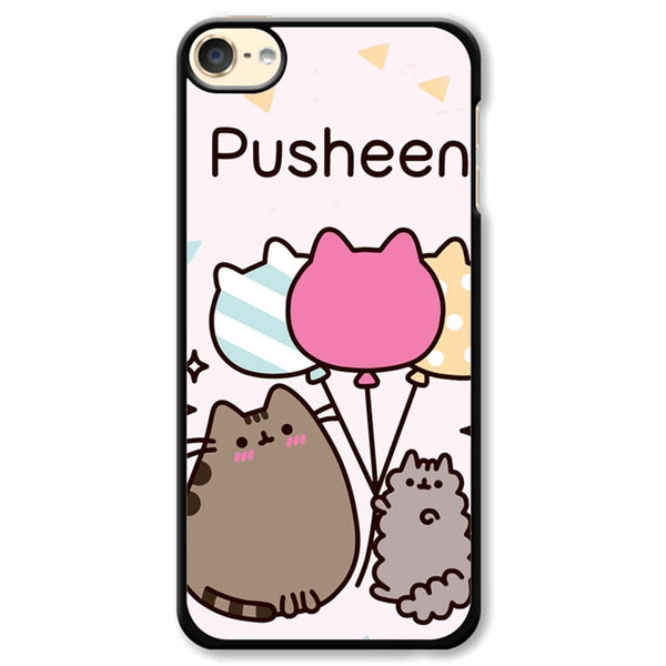 Pusheen The Cat Baloon iPod Touch 6 Case