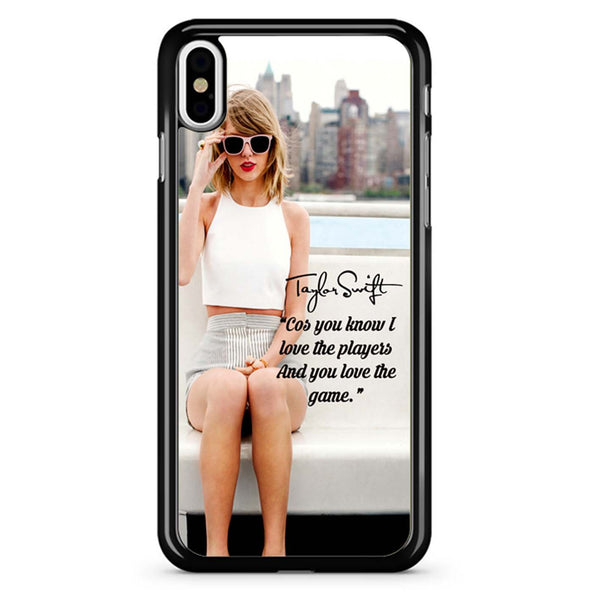 Swift Quote iPhone XR Case/iPhone XS Case/iPhone XS Max Case