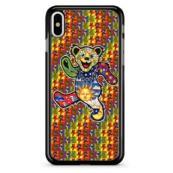 The Grateful Dead Dancing Bear iPhone XR Case/iPhone XS Case/iPhone XS Max Case