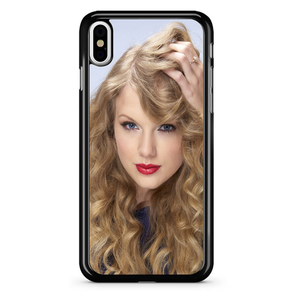 release date: 61389 5bd54 Taylor Swift iPhone X Case