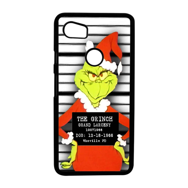 The Grinch Google Pixel 2XL Case