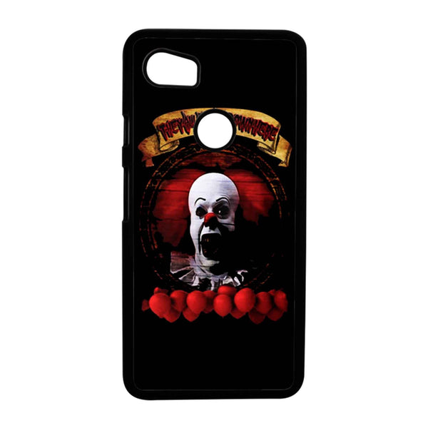 Tim Curry Pennywise Stephen King  Google Pixel 2XL Case