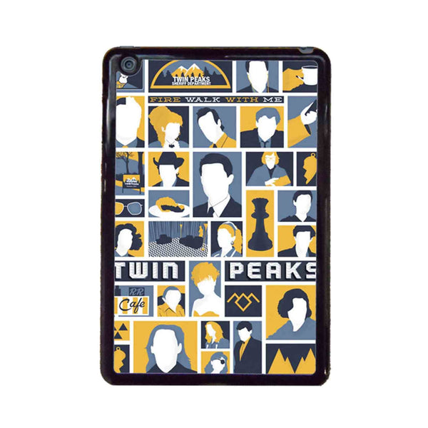 Twin Peaks iPad Mini Case