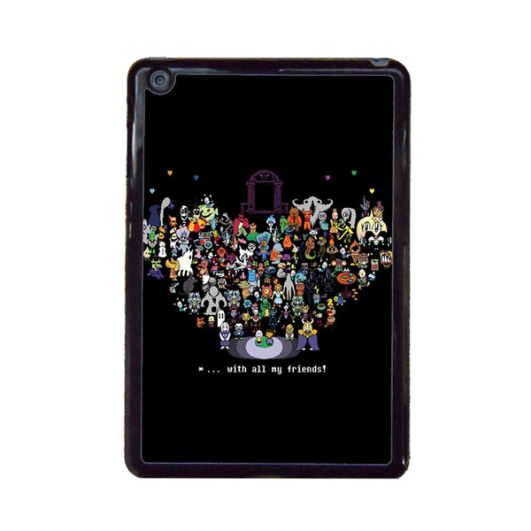 Undertale Sprites 002  iPad Mini Case