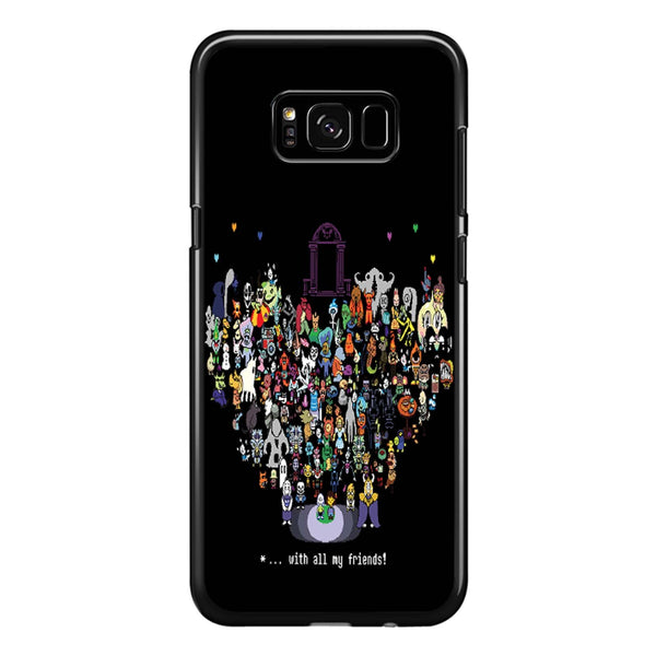 Undertale Sprites Samsung Galaxy S8 Plus Case