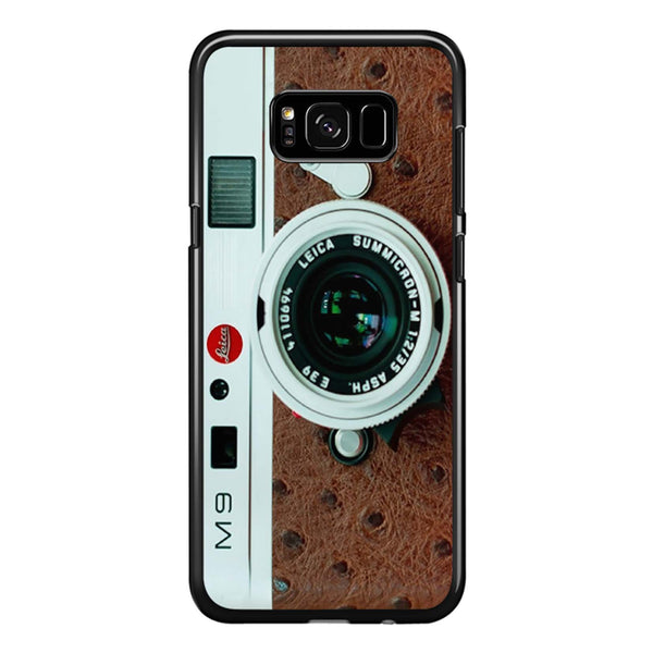 Vintage Classic Retro White Samsung Galaxy S8 Plus Case