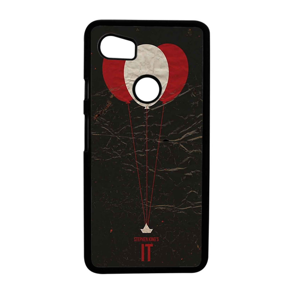 Vintage Movie Poster Inspired By Stephen King S It  Google Pixel 2XL Case