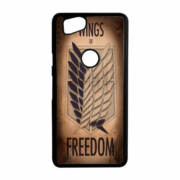 Wings Of Freedomn Google Pixel 2 Case