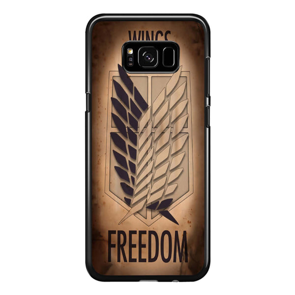 Wings Of Freedomn Samsung Galaxy S8 Plus Case