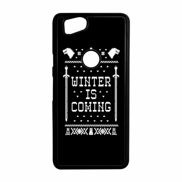 Winter Is Coming Game Of Thrones Google Pixel 2 Case
