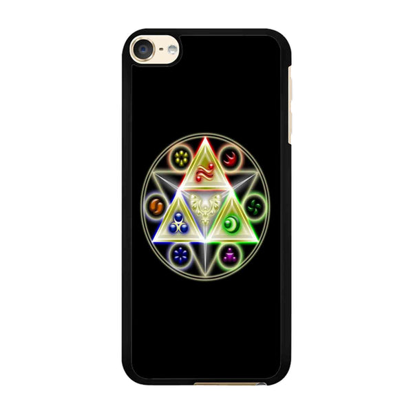 Zelda 001 iPod Touch 6 Case