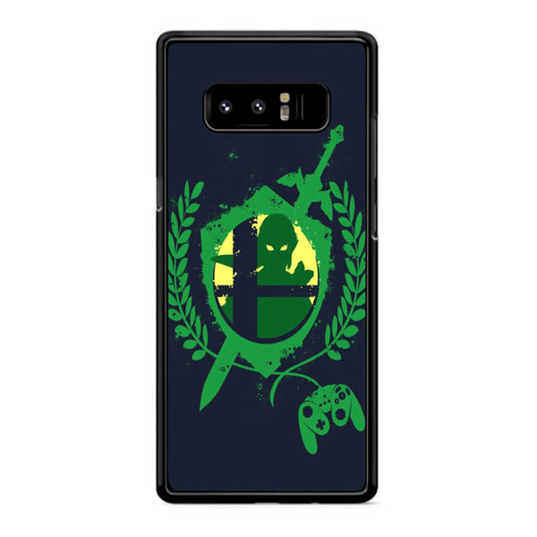 Zelda Smash Bros Link Samsung Galaxy Note 8 Case
