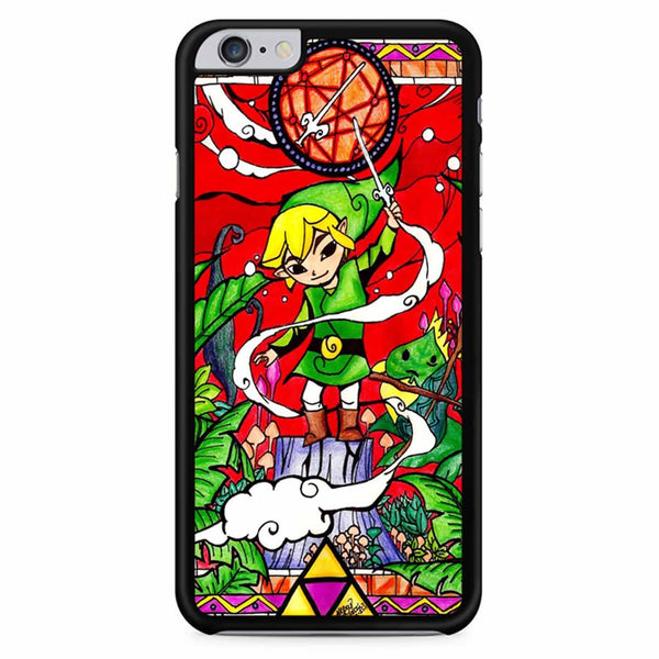 Zelda Stained Glass iPhone 6 Plus / 6s Plus Case