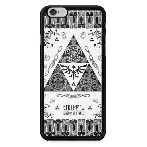 Zelda Triforce Logo 2 iPhone 6 Plus/ 6S Plus Case