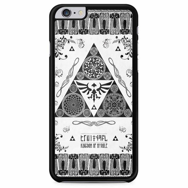 Zelda Triforce Logo iPhone 6 Plus/ 6S Plus Case