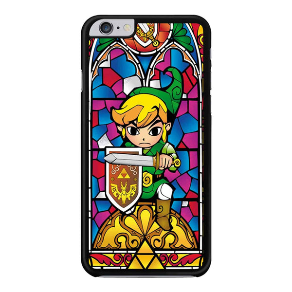 Zelda Wind Waker Glass iPhone 6 Plus / 6S Plus