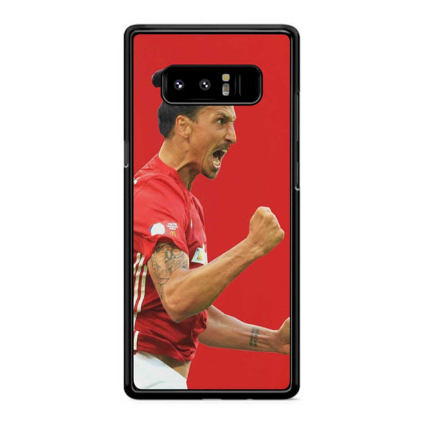 Zlatan Ibrahimovic Samsung Galaxy Note 8 Case