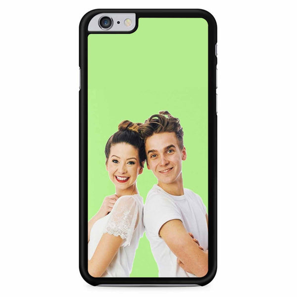 Zoe And Joe Sugg Pasta Green iPhone 6 Plus / 6s Plus Case
