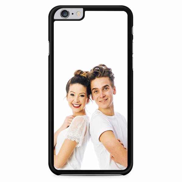Zoe And Joe Sugg White iPhone 6 Plus / 6s Plus Case