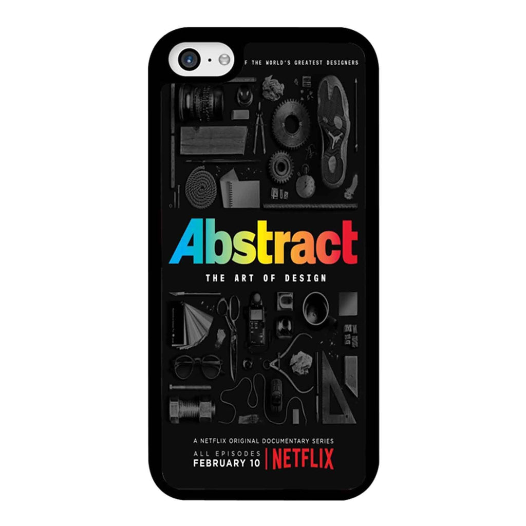 Abstract The Art Of Design iPhone 5C Case