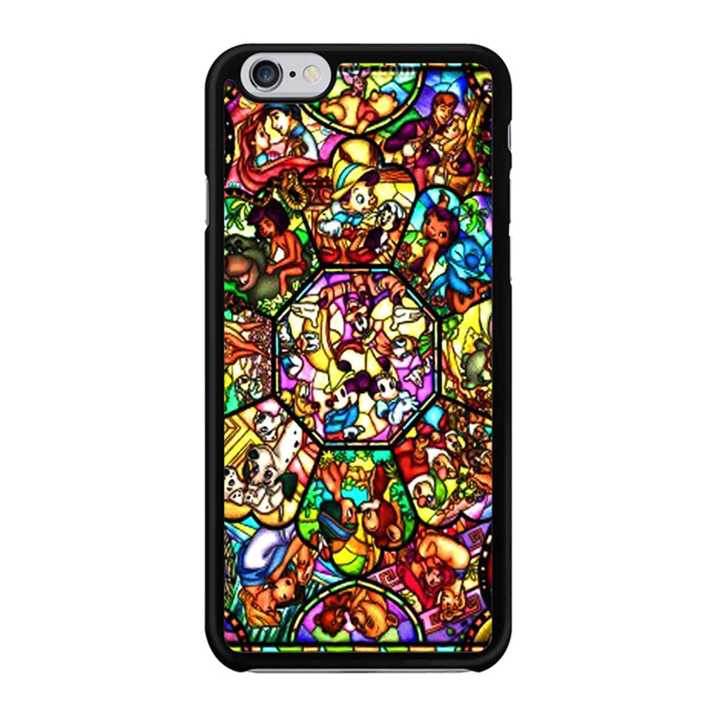 All Character Disney Stained Iphone 6 / 6S Case