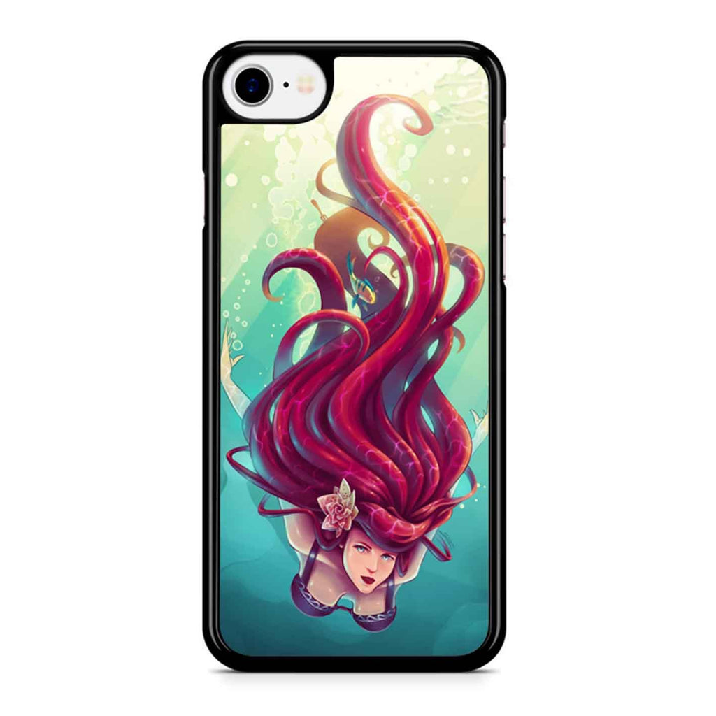 Ariel The Little Mermaid 2 iPhone 8 Case