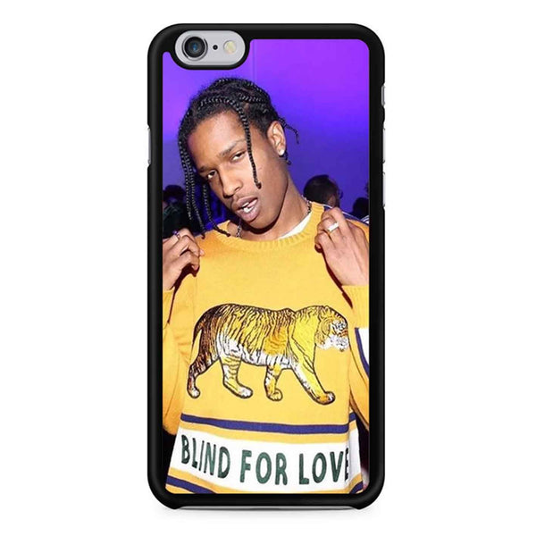 Asap Rocky Tiger Blind For Love iPhone 6 / 6S Case