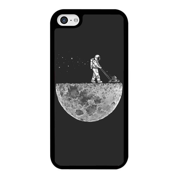 Astronot Moon iPhone 5C Case