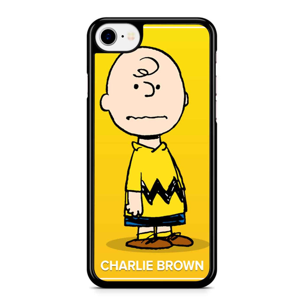 Charlie Brown 1 iPhone 8 Case